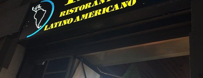 1492 Ristorante Latino Americano is one of HoMangiatoQui.