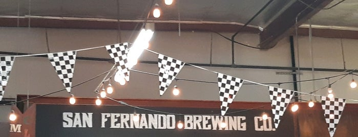 San Fernando Brewing Company is one of Craft Beer and Breweries.