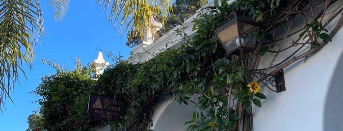 Au Bon Climat Tasting room is one of Santa Barbara Wineries.
