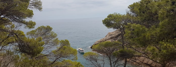 Cala Bona is one of Girona.