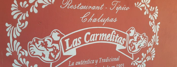 Las Carmelitas is one of Lugares favoritos de Beno.