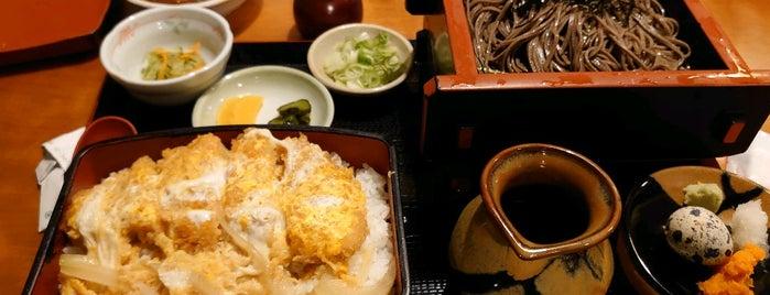 東京庵 飯村店 is one of 地域振興|豊橋うどん60ヶ所巡り.