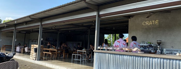 Crate Cafe is one of Bali.