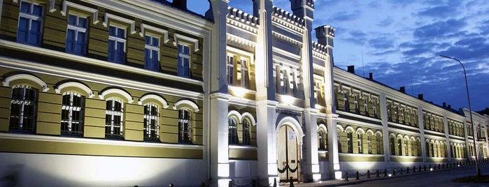 Регионален исторически музей - Плевен is one of The 100 National Tourist Sites.