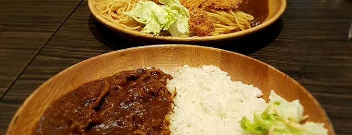 CURRY HOUSE is one of Tempat yang Disukai Lady.