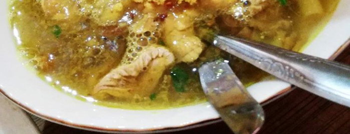 Soto Ayam Lamongan Sartika is one of Lady's Liked Places.