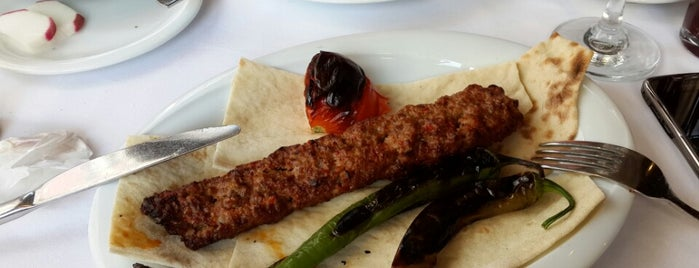 Gazipaşa Kebap Salonu is one of Kebap | Adana.