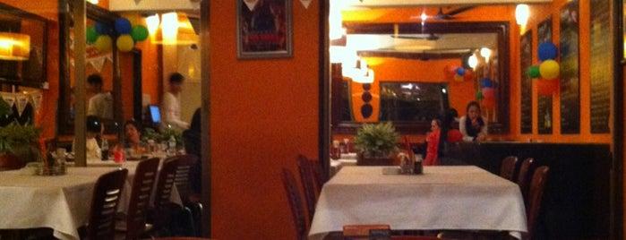 Al Fresco's is one of Hanoi.