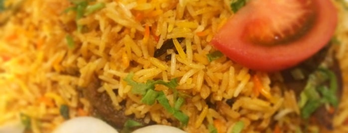 Kahn Kebab Biryani is one of カレーが好き☆*:.。. o(≧▽≦)o .。.:*☆.