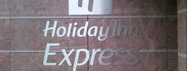 Holiday Inn Express is one of Amsterdam.