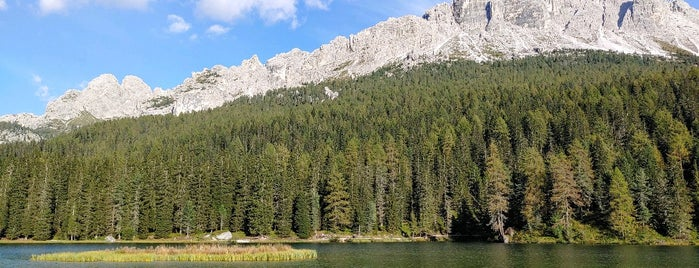 Dolomite Alpes is one of Posti che sono piaciuti a Gianluca.