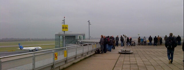 Besucherterrasse is one of Best of Düsseldorf.
