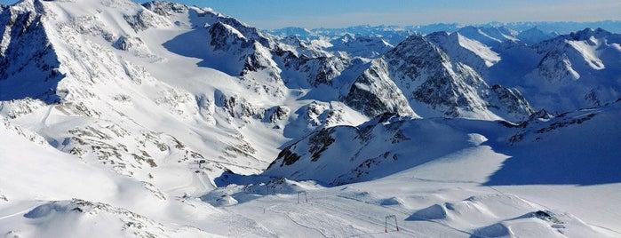 Österreichische Alpen is one of Stubaier Gletscher / Stubai Glacier.