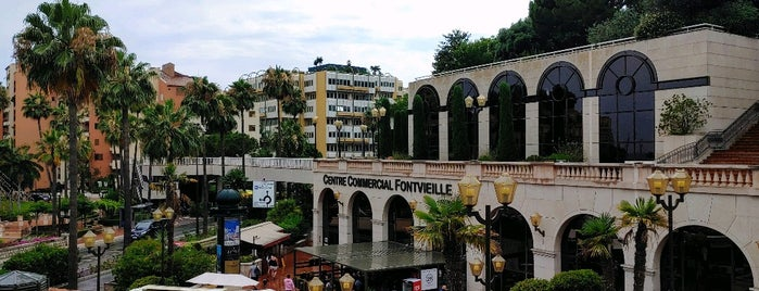 Centre Commercial Fontvieille is one of Posti che sono piaciuti a Carl.