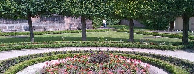 Burggarten is one of Nuremberg's favourite places.