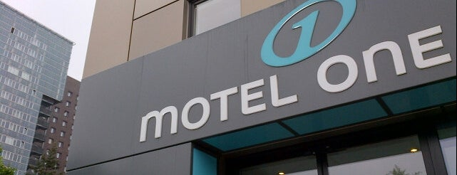 Motel One is one of Hamburg in the Summer 18.