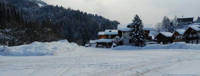 Parkplatz P3 is one of Ski Juwel Alpbachtal Wildschönau.