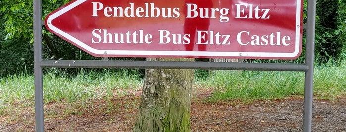Parkplatz Burg Eltz is one of Around Rhineland-Palatinate.