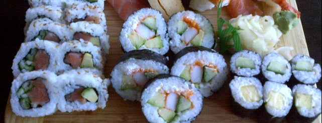 Sushi Luu is one of Nuremberg's favourite places.