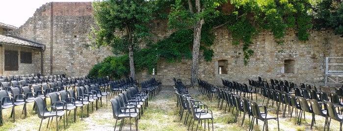 Rocca di Montestaffoli is one of Italy.