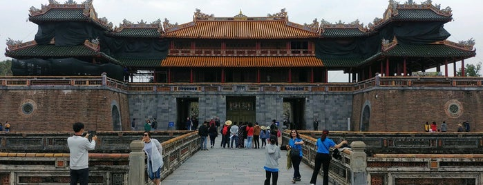 Ngọ Môn (Noon Gate) is one of Places In Hue.