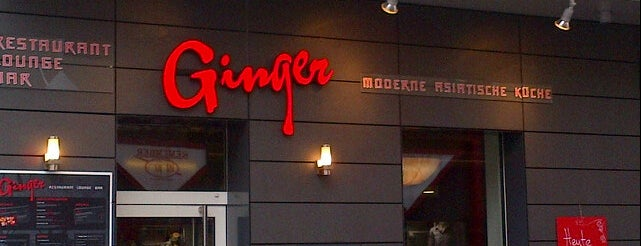 Ginger is one of Nuremberg's favourite places.