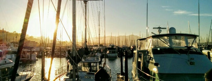 City of Sausalito is one of Sightseeings.