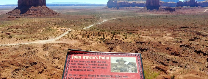 John Wayne's Point is one of Checkings lehendarios!.