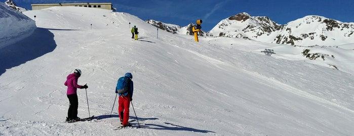 Zufahrt Fernau (4) is one of Stubaier Gletscher / Stubai Glacier.