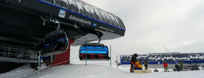 Gmahbahn is one of Ski Juwel Alpbachtal Wildschönau.