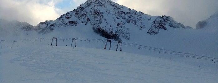 Daunferner (7) is one of Stubaier Gletscher / Stubai Glacier.