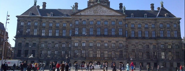 Palais royal d'Amsterdam is one of Amsterdam.