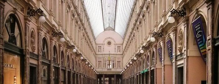 Galerie du Roi / Koningsgalerij is one of Hello, Brussels.