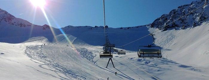 6er Fernau is one of Stubaier Gletscher / Stubai Glacier.