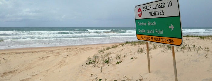 Great Sandy National Park is one of AUSTRALIA.