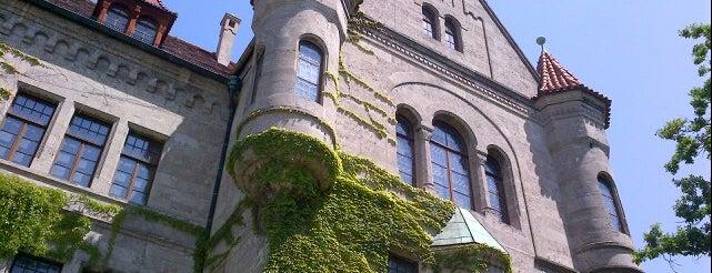 Faberschloss is one of Lieux qui ont plu à Fritz.