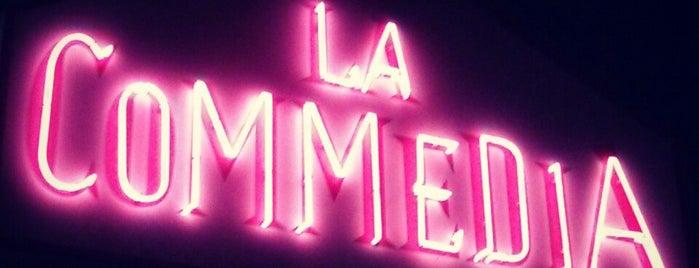 La Commedia is one of Nuremberg's favourite places.