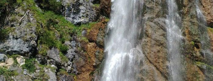 Dalfazer Wasserfall is one of Trips / Achensee.