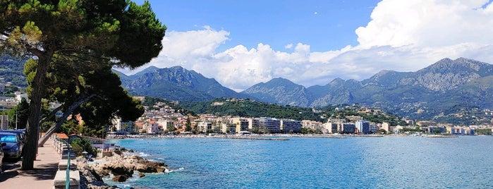 Roquebrune - Cap-Martin is one of Lugares favoritos de Federico.