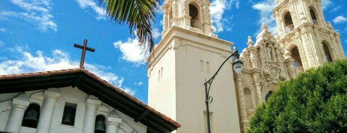 Misión de San Francisco de Asís is one of san fo.