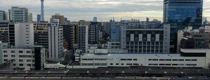 Tokyo is one of Lieux qui ont plu à Hans.