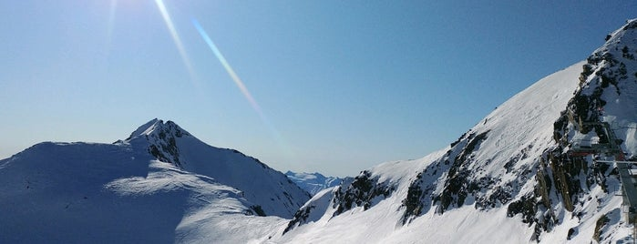 Bezirk Innsbruck-Land is one of Stubaier Gletscher / Stubai Glacier.