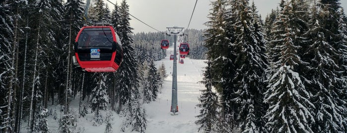 Schatzbergbahn Mittelstation is one of Ski Juwel Alpbachtal Wildschönau.