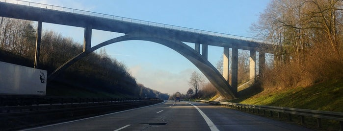 Autobahn A3 is one of Travel Bucket List.