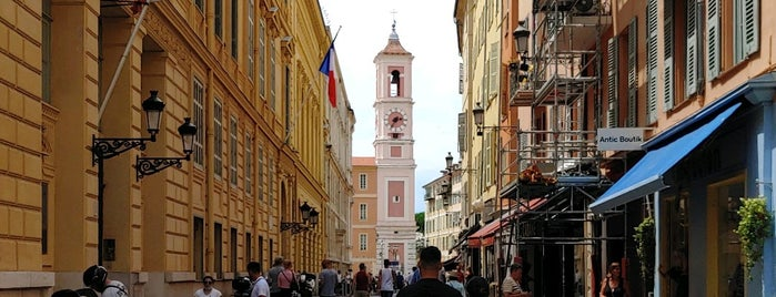 Vieux Nice is one of Summer '14.