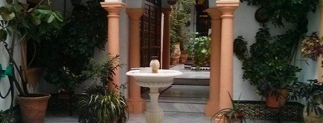 Plaza del Potro is one of Que visitar en Cordoba.