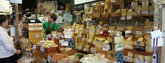The Cheese Shop is one of Monterey.