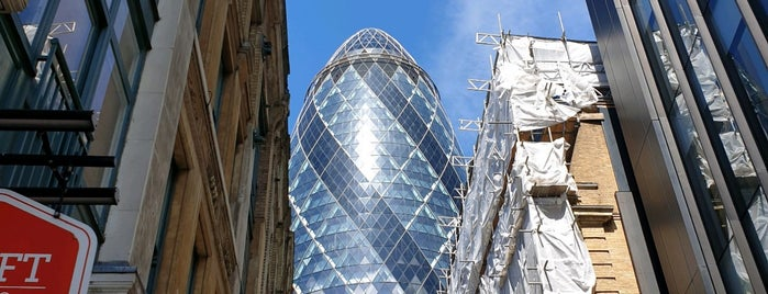 30 St Mary Axe is one of 1001 reasons to <3 London.
