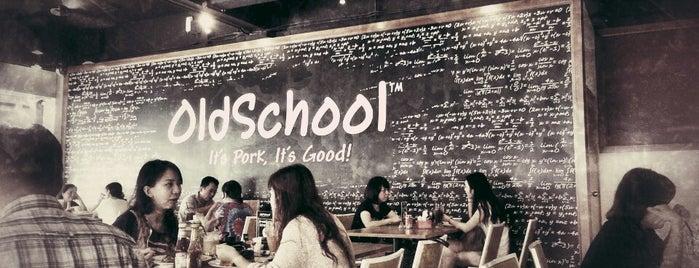 OldSchool - It's Pork, It's Good! is one of Lieux sauvegardés par AhBoon.