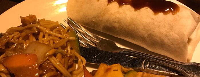 George Yang's Chinese Cuisine is one of Tempat yang Disukai Scott.